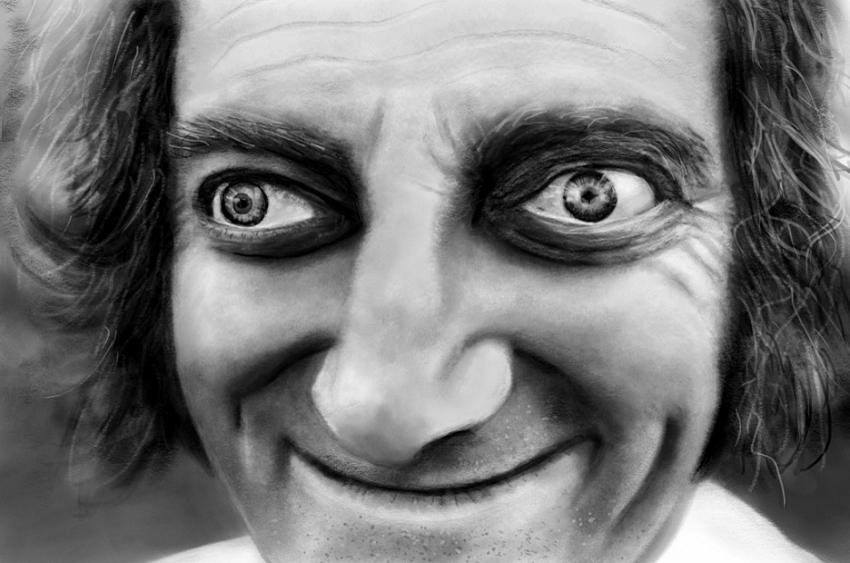 Marty Feldman par dazzbarwise